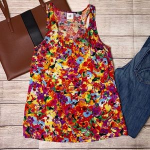 CAbi Luisa Floral Tank Top Style 5045 size…